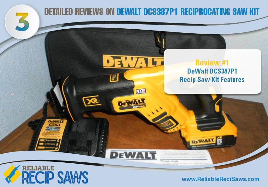 why buy dewalt dcs387p1 recisaw