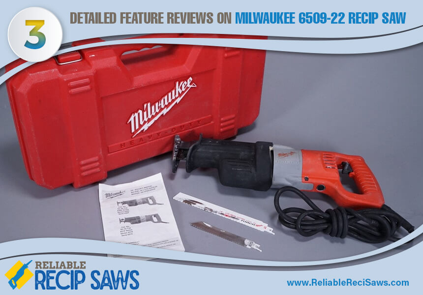 milwaukee 6509-22 sawzall product review