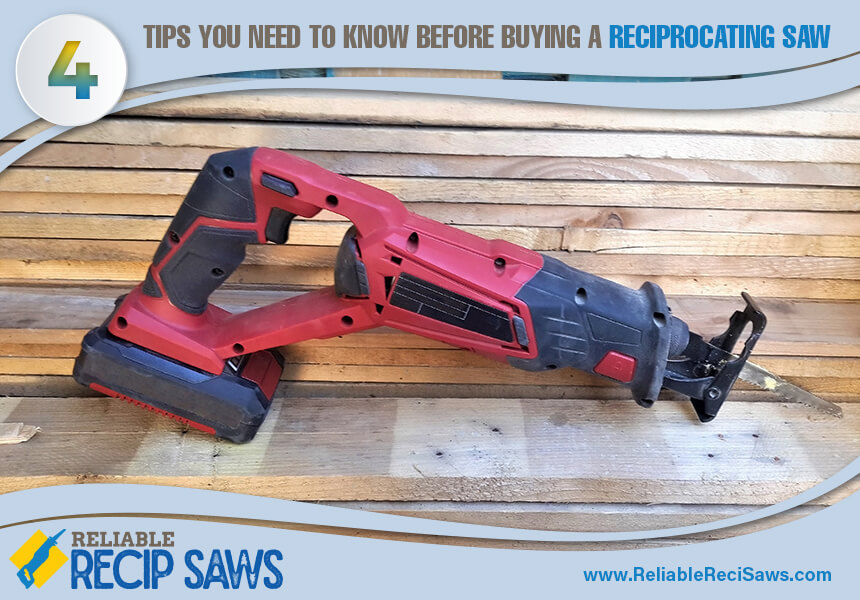 top reciprocating saw brands